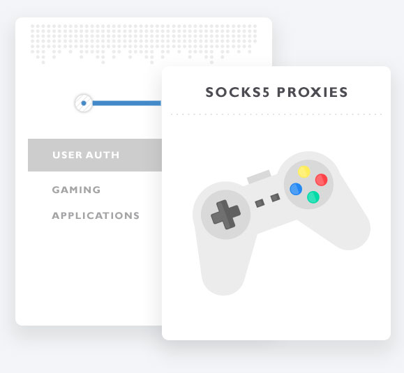 socks5 proxies voor games en applicaties